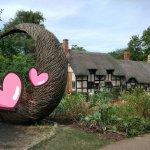 Foto de Anne Hathaway's Cottage & Gardens