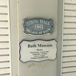 Bath museum