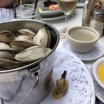 Steamers - so good.