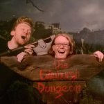 The Edinburgh Dungeon Foto