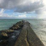 South Coast Boardwalk Foto