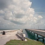 Seven Mile Bridge and older bridge