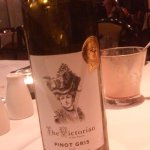 The wine we enjoyed last time we dined there.