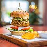 Wellington on a Plate Burger 2017
