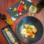 Wellington on a Plate Dine Menu