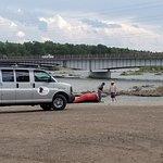 Great rafting trip.