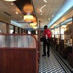 Beautiful diner.