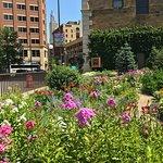 The St. Paul Hotel's Garden 07-17-17