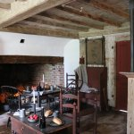 Interior of Buckman Tavern, Lexington MA