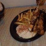 Chicken Kafta