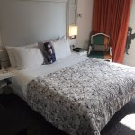 Spectacular Room - Room 418 - Bed