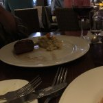 Medium fillet was well done and chewy otherwise it was ok but not as good as other locations. No