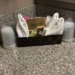 Various personal amenities
