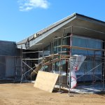 New Tasting Room under construction to open in November 2017