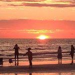 Foto de Conclare Aman's Beach Resort
