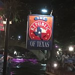 Photo de Republic of Texas Bar & Grill