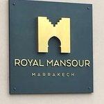 Photo de Royal Mansour Marrakech