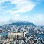부산타워에서 보는 풍경