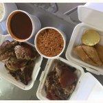 Loving the Puerto Rican food at Bebos