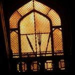 window designed by Church