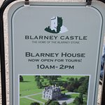 A short walk to the Blarney Castle and grounds (You need a ticket)