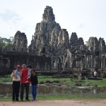 Tour arranged by Angkor Miracle resort and spa!