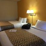 Comfortable clean bedrooms