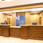 Holiday Inn Express Hotel & Suites Mattoon Foto