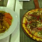 The Couscous and the Pizza