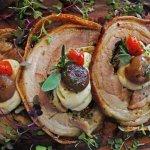 House Made traditional Roman pork roast! Porchetta