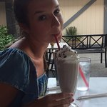 Great milkshake!!!