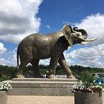 Photo de Jumbo The Elephant Monument