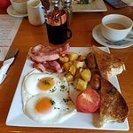 The Cafe Nina Big Breakfast