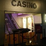 Casino Entrance from Lobby