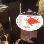 Hike around Uluru (aka Ayer's Rock)