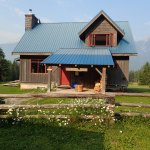 Rocky Mountain cabin - Nipika's largest