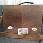 great leather bag by Shoe Shop 09 at Sunrise Premiun Resort & Spa