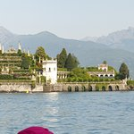 View of Isola Bella