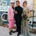 Neon Museum Reverend James Zito as Mob Minister