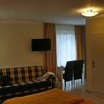 Zimmer 227 mit ausklappbarem Schlafsofa
