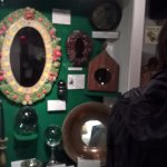 Display of Scrying Mirrors