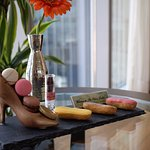 In - room guest amenities specially made for Single lady travellers
