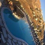 Foto de Myconian Imperial Hotel & Thalasso Centre