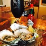 Phenominal Oysters with Stout Pairing