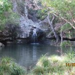 Kondalilla Falls National Park & Montigue's cottages were so tranquil and serene