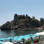 Lovely view on Isola Bella