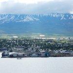 view of Akureyri