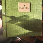 Anniversary dinner at Dasheen/Ladera