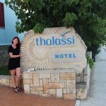 Photo de Thalassi Hotel-Apts