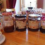 home made jams
